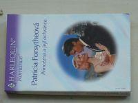 Romance, č.606: Forsytheová - Princezna a její ochránce (2004)