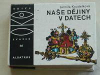 Koudelková - Naše dějiny v datech (1989) OKO 66