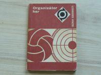 Odznak odbornosti - Zapletal - Organizátor her (PO SSM 1982) il. F. Škoda