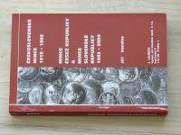 Vandas - Československé mince 1918 - 1992, Mince ČR a SR 1993 - 2004 (
