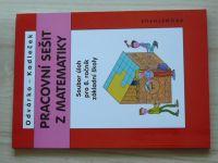 Odvárko, Kadleček - Pracovní sešit z matematiky - Soubor úloh pro 8. ročník ZŠ (2000)