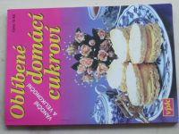 Vlachová - Oblíbené domácí cukroví - Vánoční a velikonoční (1999)