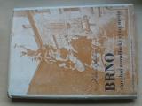 Hálová - Brno stavební a umělecký vývoj města (1947)