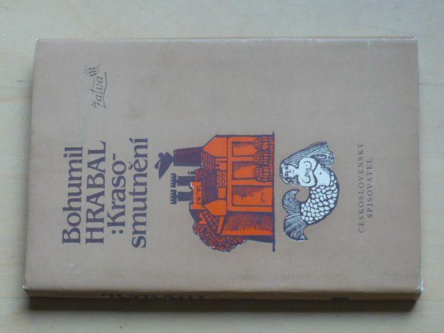 Hrabal - Krasosmutnění (l. vyd. 1979)