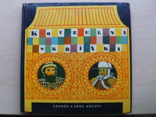 Adlovi - Kouzelná skříňka (SNDK 1960) il. Mlčoch