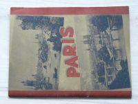 PARIS (průvodce, česky) vložen ceník pařížských hotelů v roce 1931