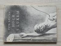 Petr Křička - Hoch s lukem (1949) ob. C. Bouda