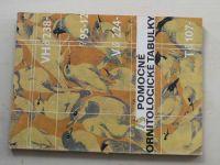 Pomocné ornitologické tabulky (1980)