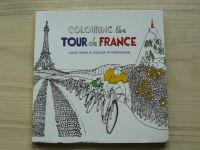 Numm, Fotheringham - Colouring the Tour de France (2016) omalovánky