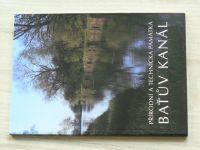 Přírodní a technická památka Baťův kanál (2003)