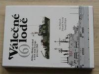 Pejčoch - Válečné lodě 6 - Afrika, Blízký východ a část zemí Evropy  po roce 1945
