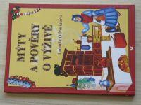 Oliveriusová - Mýty a pověry o výživě (2003) podpis autorky