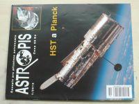 Astropis 1-5 (2015) ročník XXI. (chybí číslo 5, 4 čísla)