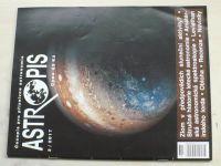 Astropis 1-5 (2017) ročník XXIII. (chybí čísla 1, 5, 3 čísla)