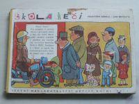Kábele - Škola řeči (1964)