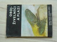 Čihař - Obojživelníci a plazi - Katalog k expozici zoologického odd. Národního muzea v Praze (1973)