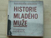 Konstantin Simonov - Historie mladého muže (1975) Válečné zápisky