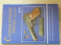 Skramoušský, Badalík - Československé pistole 1918 - 1985 (Ars-Arm 1996)