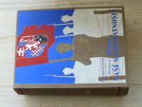 Dr. Prokeš - Obrázkové dějiny naší samostatnosti (1930) il. Z. Burian