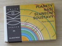 OKO 65 - Koubský - Planety naší sluneční soustavy (1988)