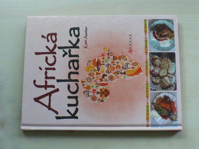 Assitan - Africká kuchařka (2013)