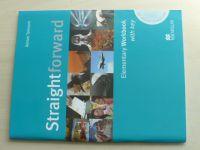 Tennant - Straight forward Elementary Workbook with key + audio CD (2006)