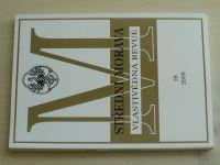 Vlastivědná revue - Střední Morava 28 (2009) ročník XV.