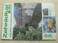 Zahrádkář 5 (1988) ročník XX.