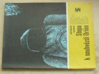 Karavana 196 - Slavčev - Stopa k souhvězdí Orión (1986)