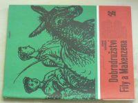 Karavana 214 - Bačvarovová - Dobrodružství Fíly a Makenzena (1988)