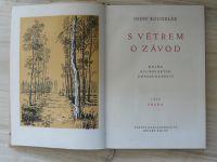 Koudelák - S větrem o závod (1958) Kniha klukovských dobrodružství