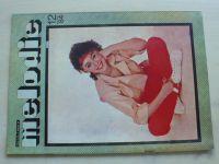 Melodie 1-12 (1984) ročník XXII. (chybí čísla 3, 9, 10 čísel)