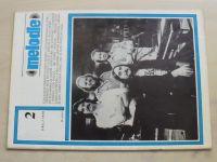 Melodie 2 (1979) ročník XVII.