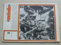 Melodie 5 (1980) ročník XVIII.