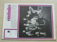 Melodie 8 (1980) ročník XVIII.
