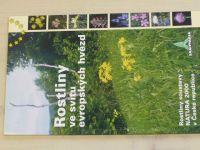 Rostliny ve svitu evropských hvězd - Natura 2000 v České republice