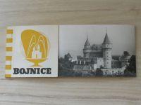 Bojnice - 8  pohlednic (TatraPress) slovensky