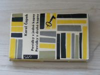 Čapek - Povídky z jedné kapsy, Povídky z druhé kapsy (1961)