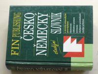 Česko-německý studijní slovník (1997)