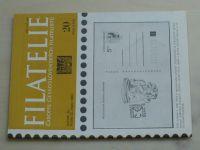 Filatelie 1-24 (1984) ročník XXXIV.