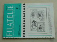 Filatelie 13 (1982) ročník XXXII.