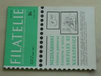 Filatelie 16 (1982) ročník XXXII.