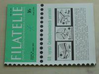 Filatelie 16 (1983) ročník XXXIII.