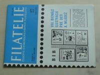 Filatelie 17 (1981) ročník XXXI.