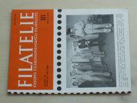 Filatelie 18 (1983) ročník XXXIII.