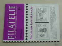 Filatelie 19 (1983) ročník XXXIII.