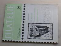 Filatelie 20 (1978) ročník XXVIII.