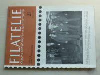 Filatelie 21 (1978) ročník XXVIII.