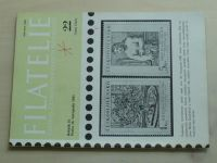Filatelie 22 (1981) ročník XXXI.