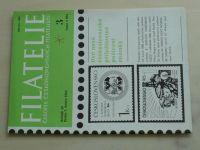 Filatelie 3 (1982) ročník XXXII.